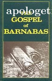 Epistle Barnabas Vs Injil Barnabas